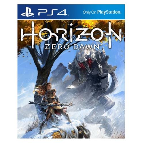 PS4 地平線:期待黎明 (中文版)