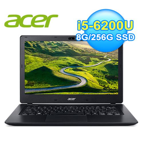 acer 宏碁 V3-372T-5612 觸控筆電(黑)