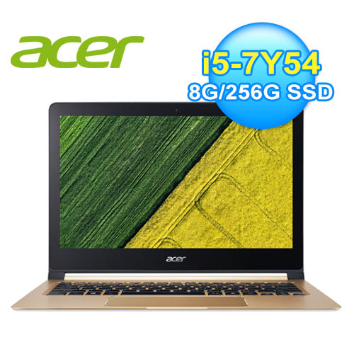 acer 宏碁 SF713-51-M707 輕薄筆電(金)