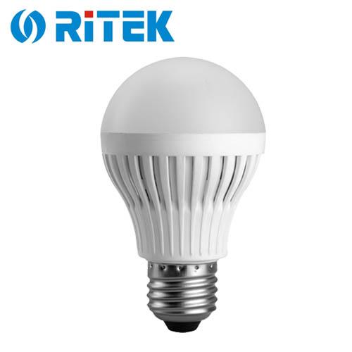 RiTEK 錸德 7W LED燈泡 白光【展示良品】
