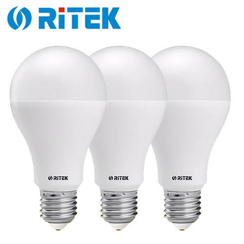 RiTEK 錸德12W LED燈泡 黃光 (2入)