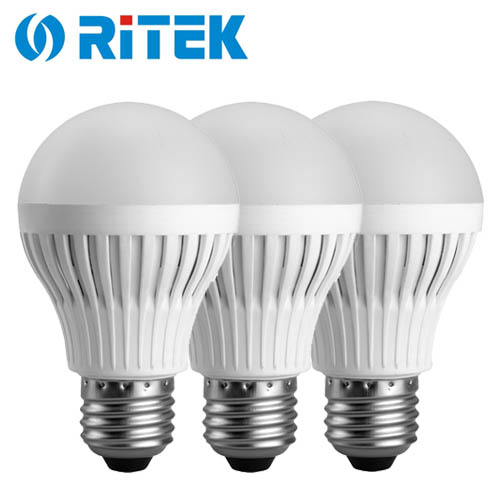 RiTEK 錸德 7W LED燈泡 黃光