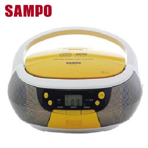 SAMPO 聲寶 手提CD音響 AK-W1309L