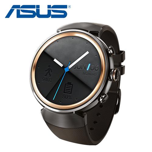 ASUS 華碩 ZenWatch 3 智慧手錶 煙燻黑
