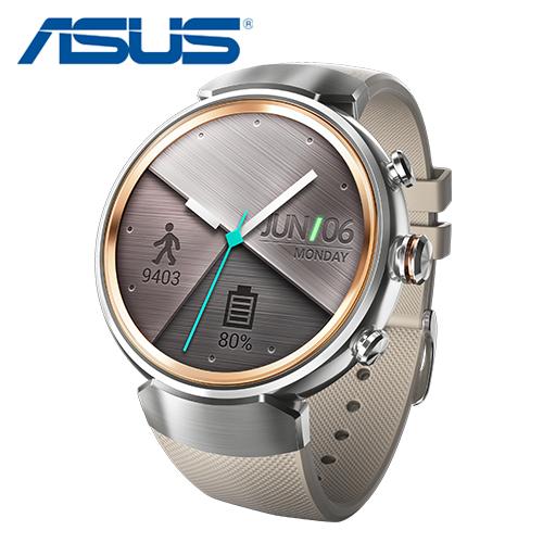 ASUS 華碩 ZenWatch 3 智慧手錶 象牙白
