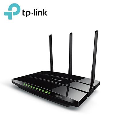 TP-LINK 普聯 AC1750 次世代極速GB無線路由器