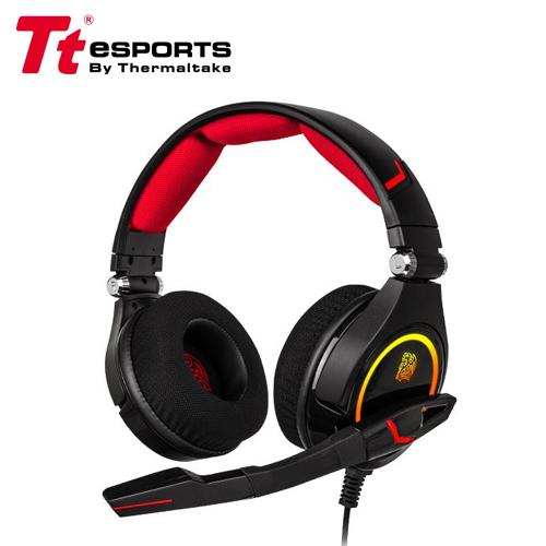 Tt eSPORTS 曜越 克诺司 RGB 7.1 专业电竞耳机