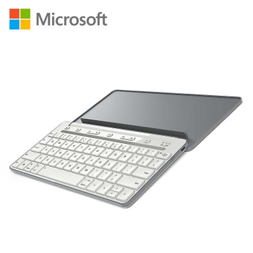 Microsoft 微軟 通用行動鍵盤 灰