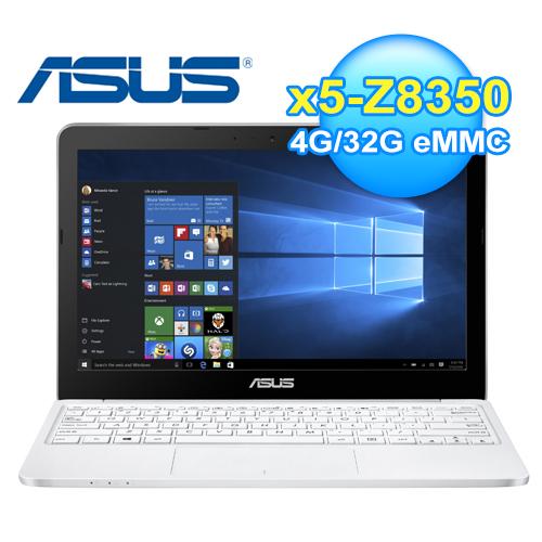 華碩E200HA-0081AZ8350白 4G