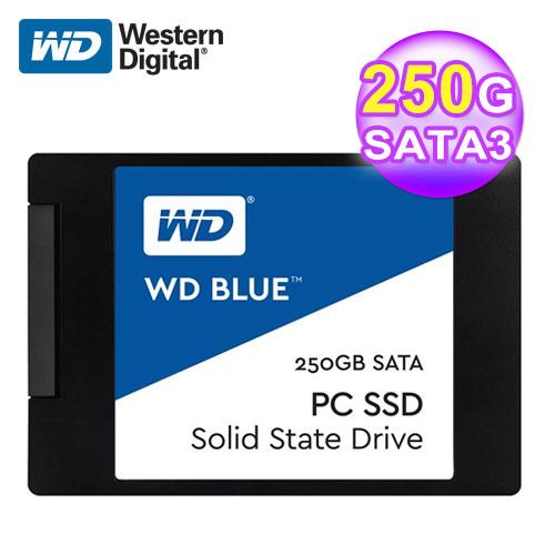 WD 威騰 S250G1B0A 250GB 2.5吋 固態硬碟(藍標)