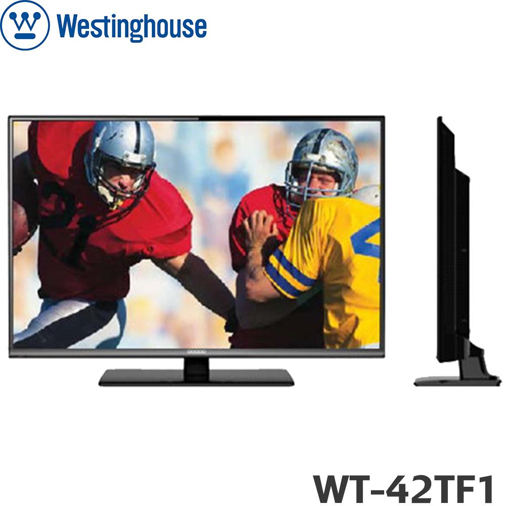 【西屋】42吋LED液晶電視WT-42TF1(不含裝)