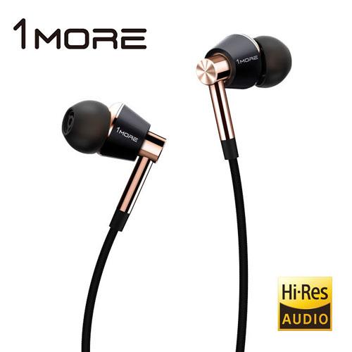 1MORE 三單元圈鐵耳機 E1001