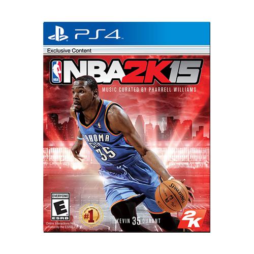 PS4 NBA 2K15  中英版
