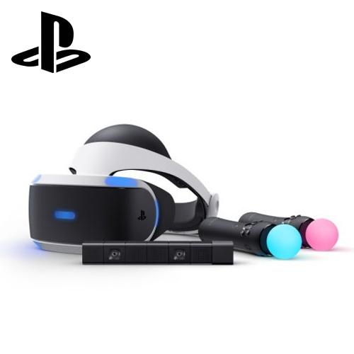 SONY PS4 PlayStation VR 豪華全配組