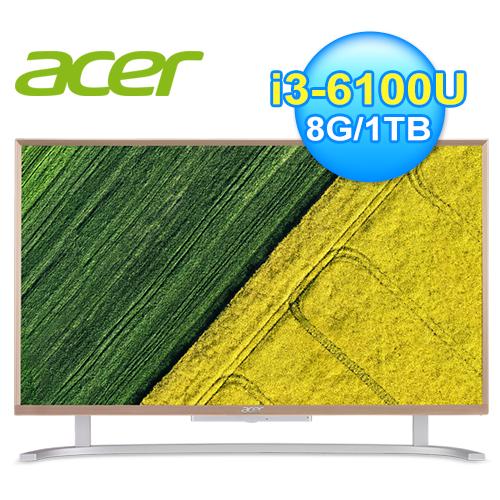 Acer 22型6代i3 美型 Win10 AIO