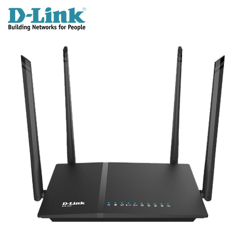 D-Link DIR-825 AC1200雙頻Gigabit無線路由器