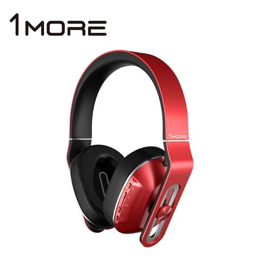 1MORE MK802 藍牙耳罩式耳機 紅