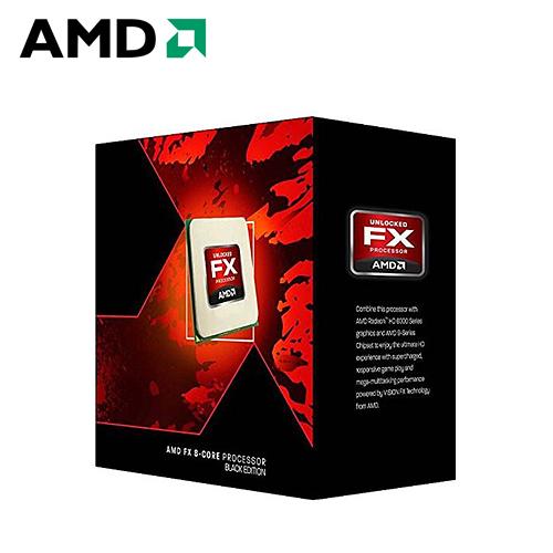 AMD FX-8350 八核心处理器