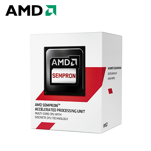AMD Sempron 3850 AM1 四核心处理器