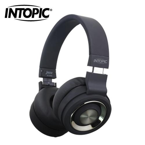 摺疊藍芽耳機麥克JAZZ-BT980-BK