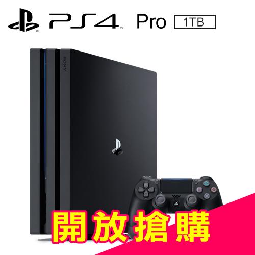 SONY PS4 PRO 1TB 主機(CUH-7000系列) 黑