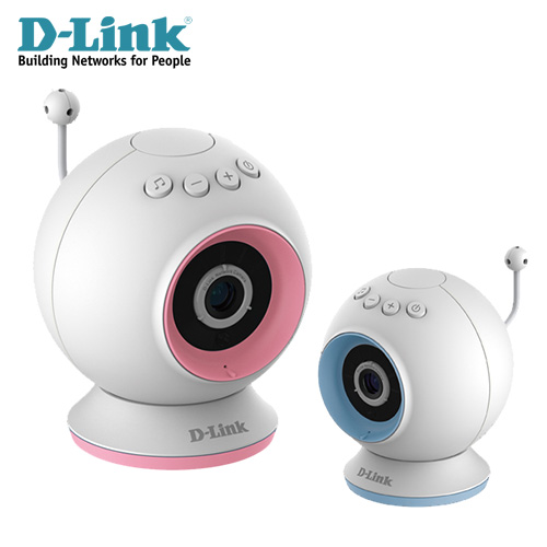 D-Link 友訊 DCS-825L Wireless N 媽咪愛 高畫質寶寶專用無線網路攝影機