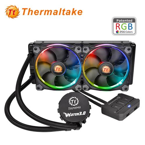 Thermaltake 曜越 Water 3.0 Riing RGB 280