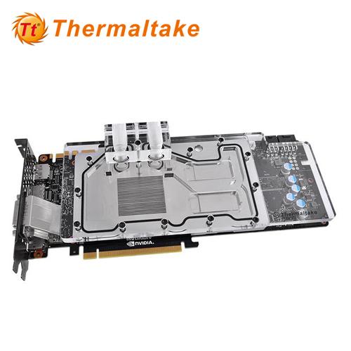 Thermaltake 曜越 V-GTX 9 透明水冷頭 NVIDIA專用