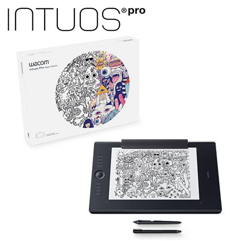Intuos Pro Large 雙功能創意觸控繪圖板(PTH-860/K1)