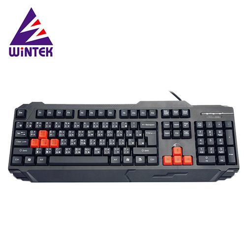 WiNTEK 文鎧 F6 防衝突遊戲鍵盤