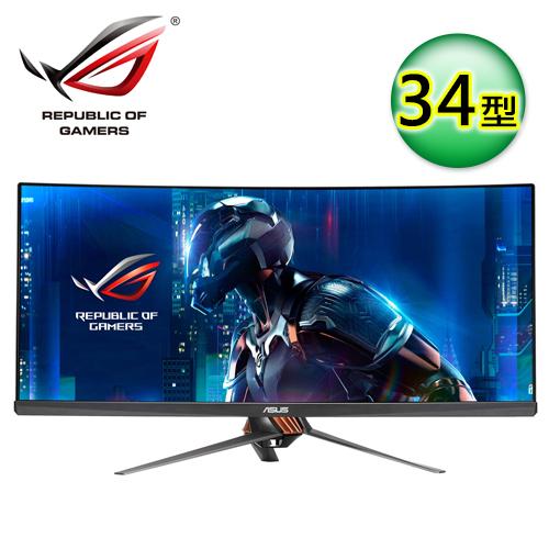 ASUS 華碩 PG348Q 34吋 曲面電競IPS螢幕