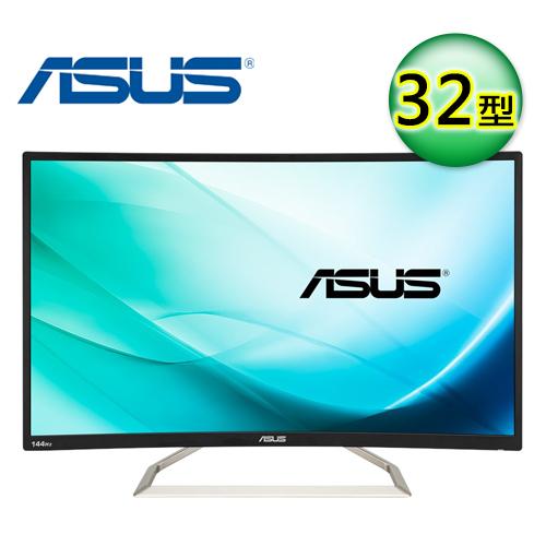 ASUS 華碩 VA326H 32型 VA曲面電競螢幕