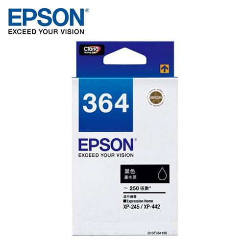 EPSON T364150 黑色墨水匣