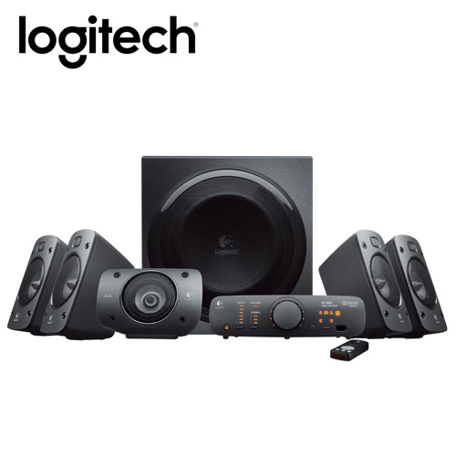 Logitech 罗技 Z906 环绕音效音箱系统