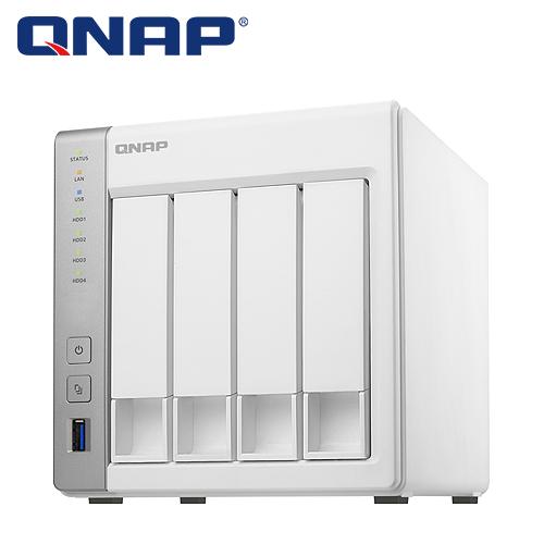 QNAP TS-431P 2G 4-Bay 網路儲存伺服器