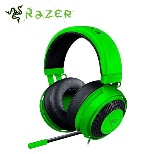 RAZER 雷蛇 Kraken Pro V2 Oval 北海巨妖 耳機麥克風 綠