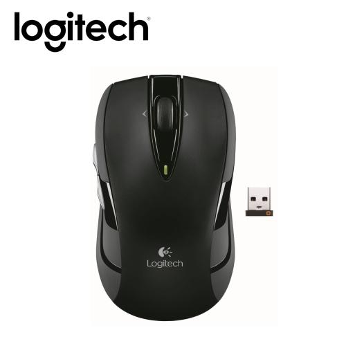 羅技 M545 無線滑鼠 黑
