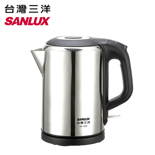 SANLUX 台湾三洋 电茶壶 1.8L 电茶壶 SU-1802