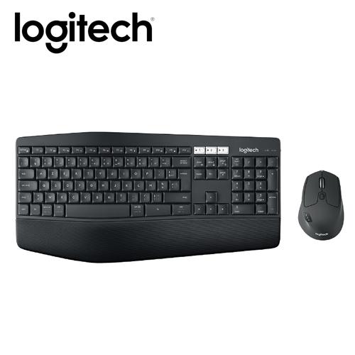 Logitech 羅技 MK850 多工無線鍵盤滑鼠組