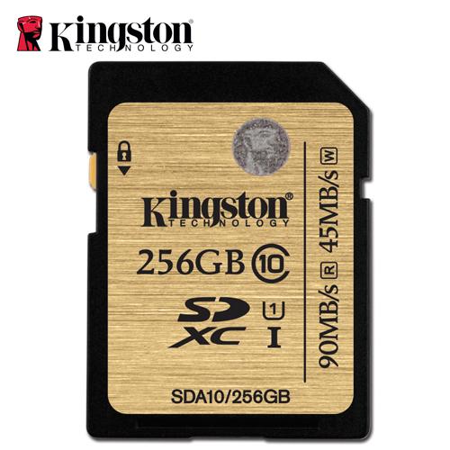 Kingston 金士頓 R95-SDHC-U1-C10 256G記憶卡