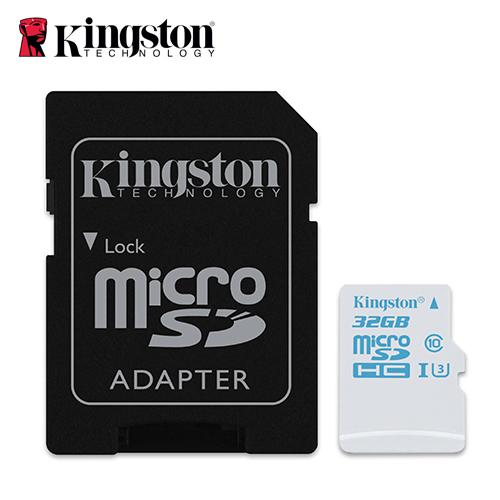 Kingston 金士頓 TF-R90-SDHC-U1 32G記憶卡