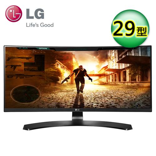 LG 29UC88-B 29型 21:9 AH-IPS 曲面寬螢幕<內附HDMI線>