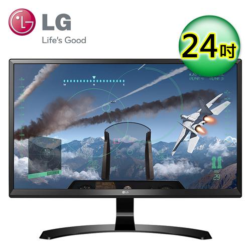 LG 24UD58-B 24吋 AH-IPS 4K專業電競螢幕
