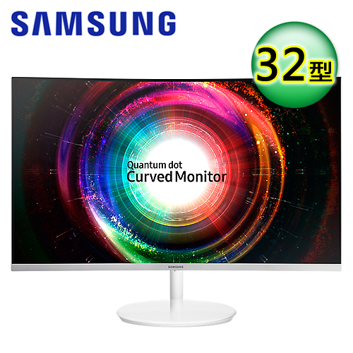 Samsung 三星 C32H711QEE 32型 量子点曲面萤幕