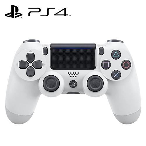 SONY PS4 原厂无线手把 (CUH-ZCT2G13) 冰河白