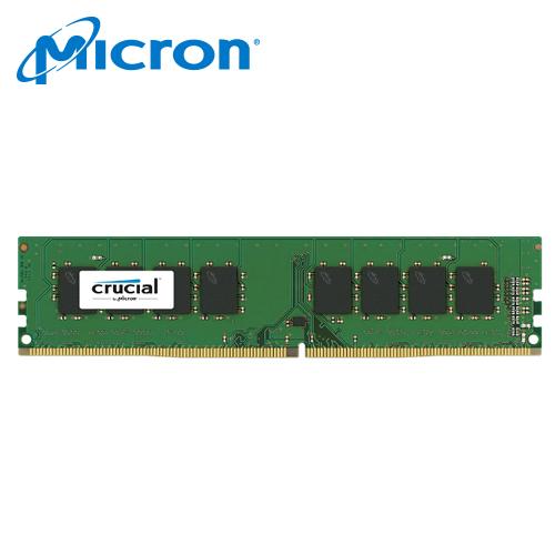 Micron 美光 DDR4 2400  8GB記憶體 PC用 -friDay購物 x GoHappy