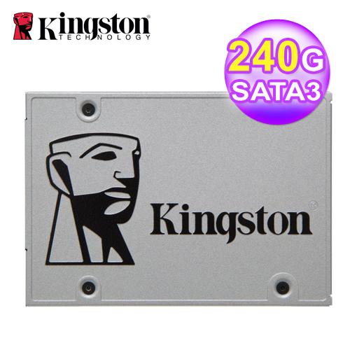 Kingston 金士顿 SUV400S37/240G SSD 固态硬盘