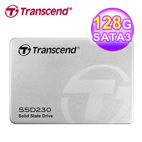 Transcend 创见 SSD230S 128G SATA3 固态硬盘