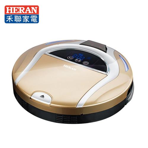 HERAN 禾联 双核心高效能 智慧扫地机器人 HVR-101E3