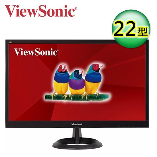 ViewSonic 優派 VA2261-2 22型寬螢幕